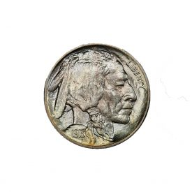 Buffalo Indian Head Nickle